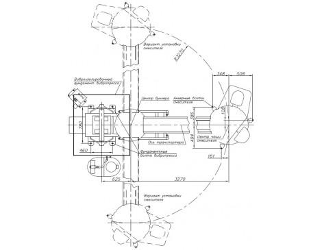 Вибропресс Рифей-Кондор-350-тсп